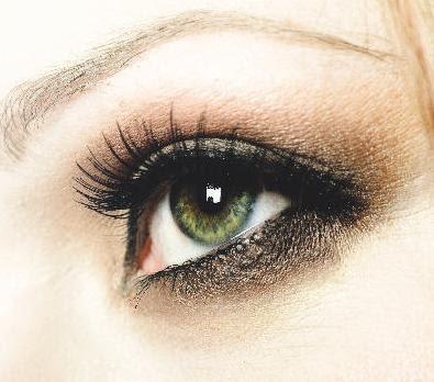 dark smokey eye makeup. How to use Smoky eye makeup?
