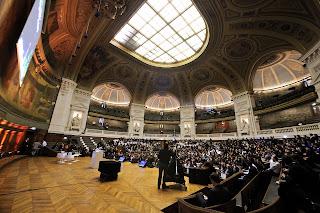 Conférence à la Sorbonne