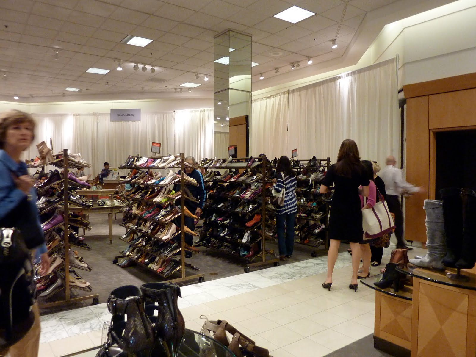 In Pursuit of Pretty Things: Well Shod (Nordstrom Sample Shoe Sale ...