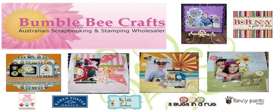 Bumble Bee Crafts