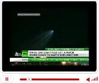 FOTO UFO RUSIA DI LANGIT ELISTA