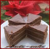 Csokis kinder szelet