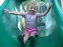 Sliding at the Park
