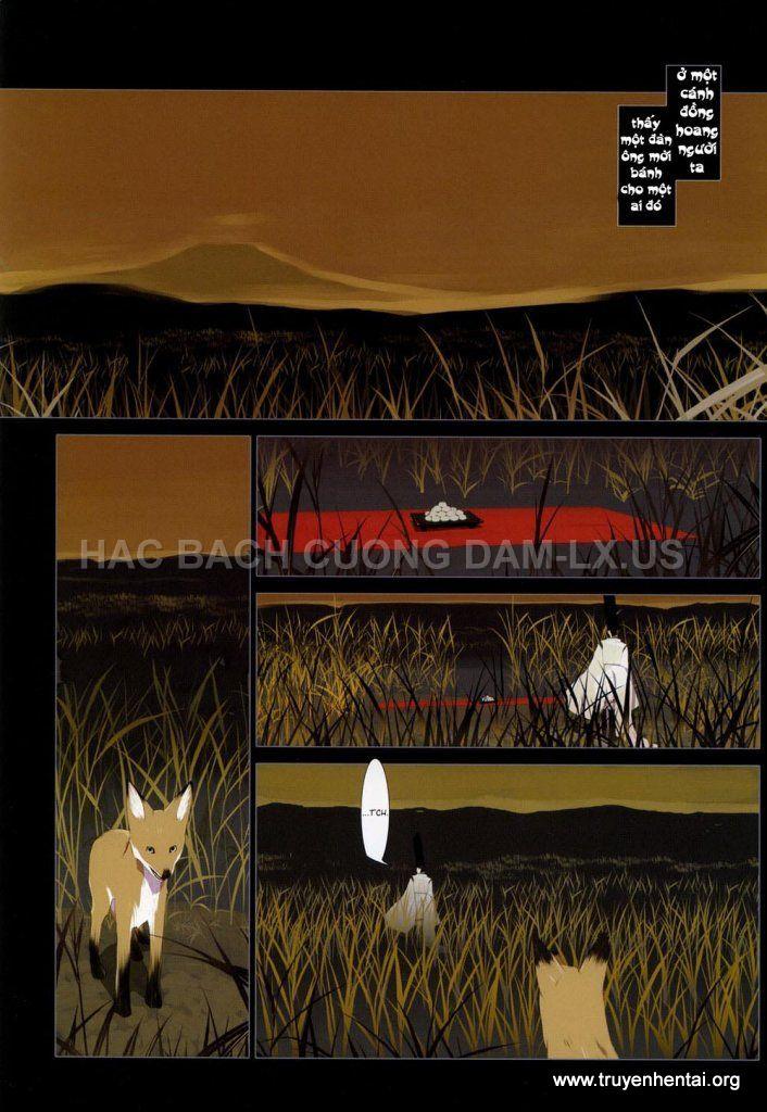 hanafuda www.hentairules.net 110 Truyện hentai online2h.com Hồ Ly Tinh (Liêu Trai của Nhật)   Full Colour   Chap 5(end)