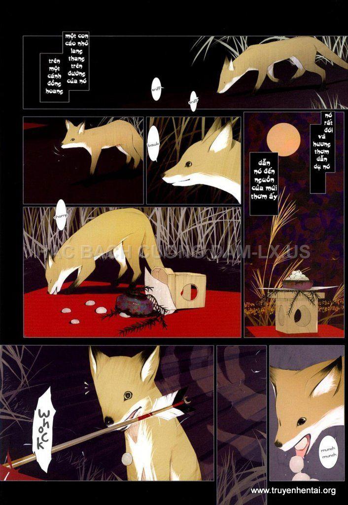 hanafuda www.hentairules.net 006 Truyện hentai truyenhentai2h.com Hồ Ly Tinh (Liêu Trai của Nhật)   Full Colour   Chap 1