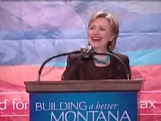 HRC speech Butte