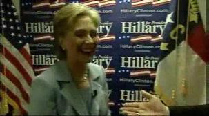 HRC ABC11 interview (post JJ dinner)