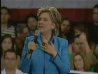 HRC speech UM Coral Gables Florida