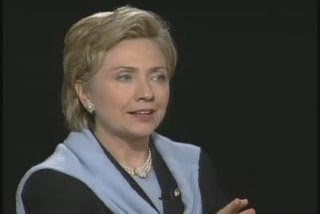 HRC Charlie Rose conversation interview Living History