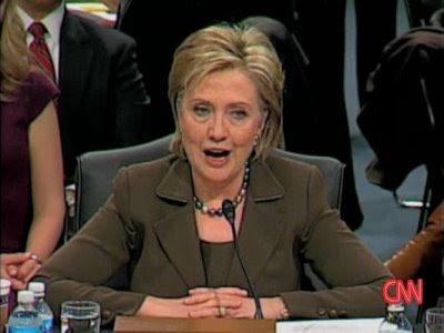 HRC confirmation hearing remarks D.C.