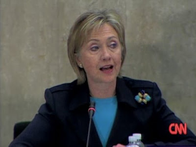 HRC Secretary of State remarks Antarctic Treaty CNN