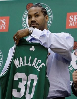 If there's one thing that the Celtics have exhibited affection towards