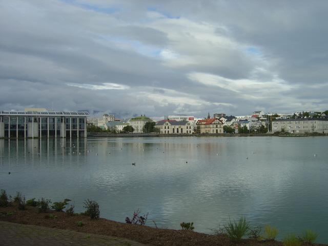 Reykjavik City Lake