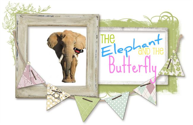 The Elephant And The Butterfly