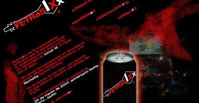 Retrasixx, la bebida energética