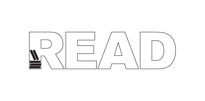 The Bookshelf Is Designned By Two Swedes Jenny Askenfors And Sofia Ehrengren It Comes In Four Different Letters R E A D