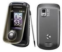 Motorola A1680 Spec