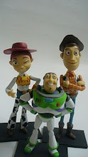 toy story 3 en porcelana fria