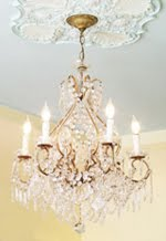 Chandelier Love