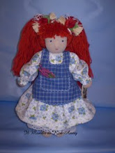 Le mie bambole - My cloth dolls