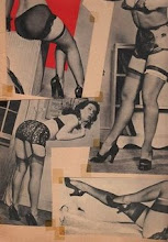 Click Scrapbook for Gals Gams Garters Book and Blog