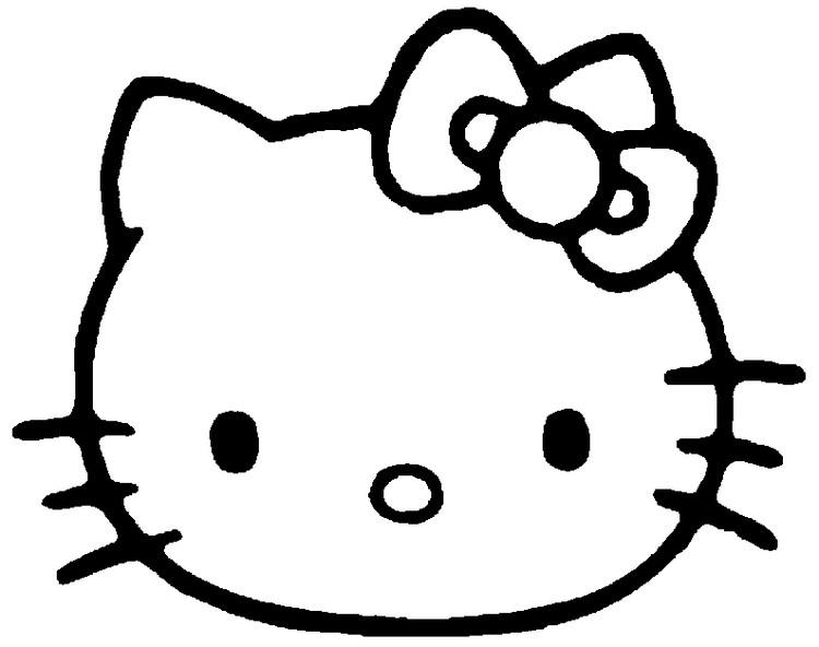 Juegos de Hello Kitty para colorear, imprimir y pintar