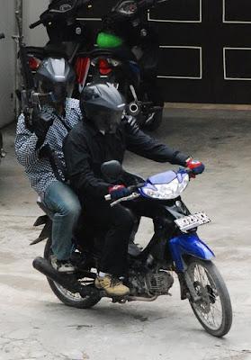 Foto Aksi Perampokan di Medan3