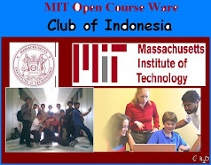MIT Open Course Ware Club of Indonesia