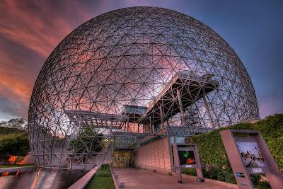 Resultado de imagen para biosfera de montreal