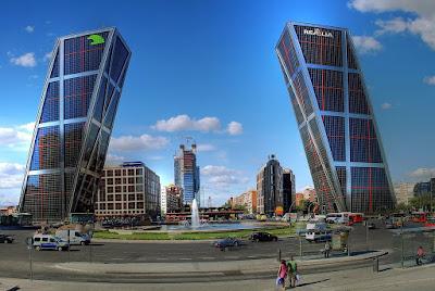 Pongamos que hablo de madrid cosas nicas - Torres kio arquitecto ...
