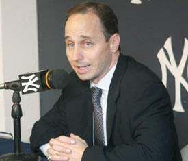 Brian Cashman is in the Last Year of his Contract