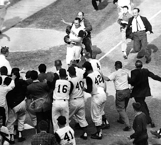 Bill Mazeroski Beats the Yankees