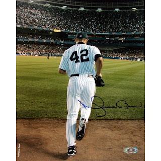 Mariano Rivera's Impressive Gait