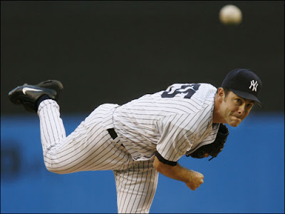 Mike Mussina, New York Yankees