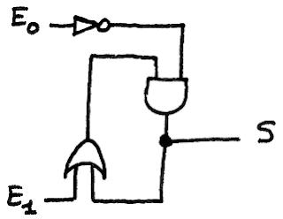 Exercices circuits ligoques et assembleur tp circuit for Circuit logique