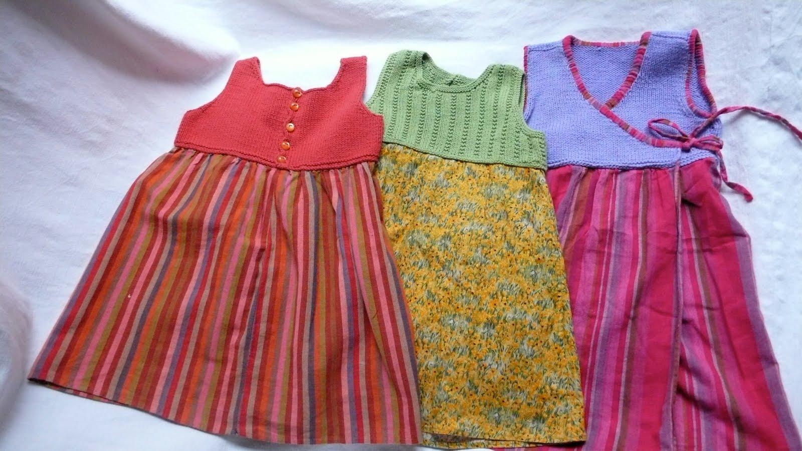 Moldes De Canesu Para Vestido De Nena Tejido A Crochet   News Of The ...