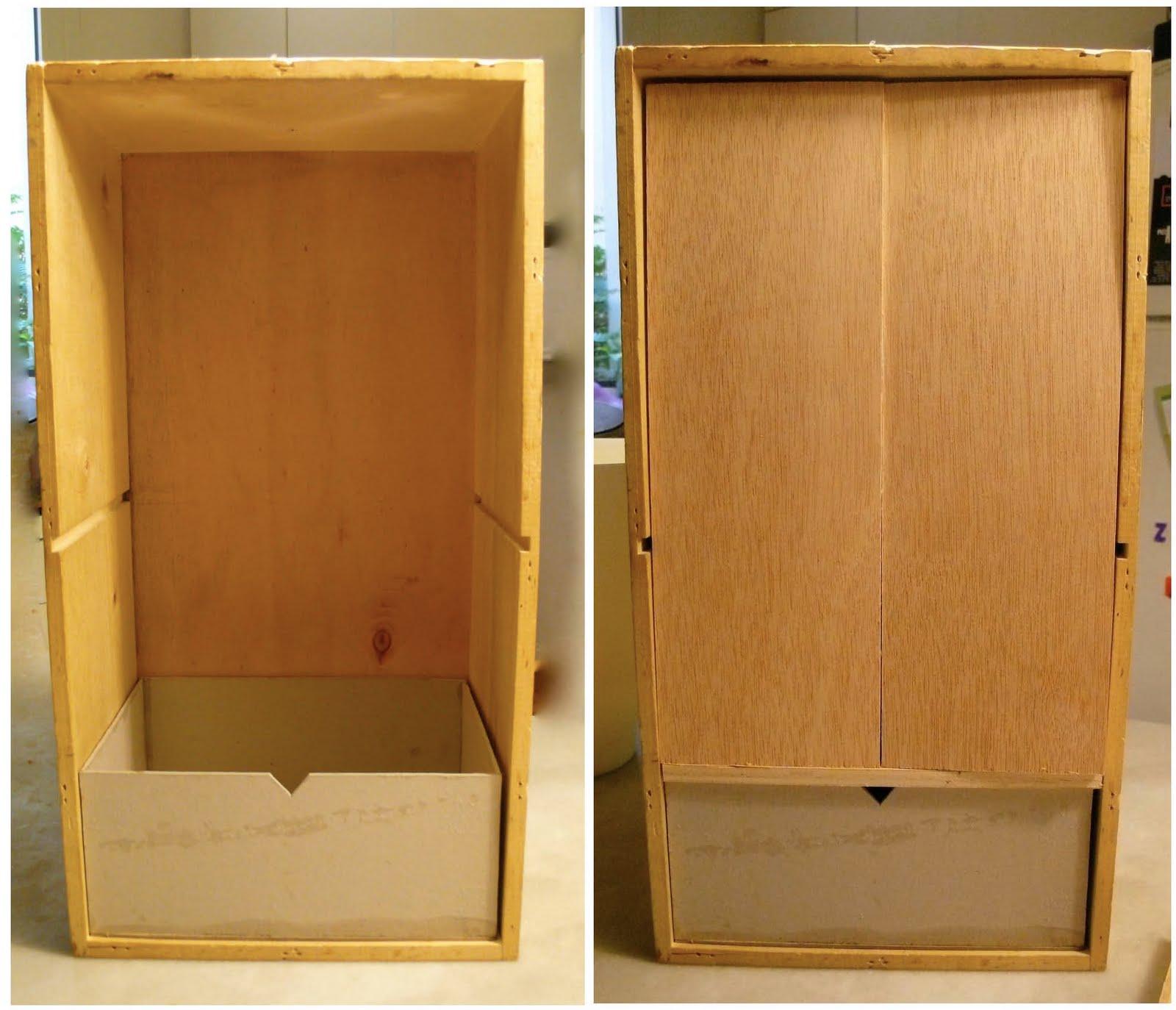 Armario Para Secar La Ropa : Parchita y cotoper? el armario para la ropa de mu?ecos