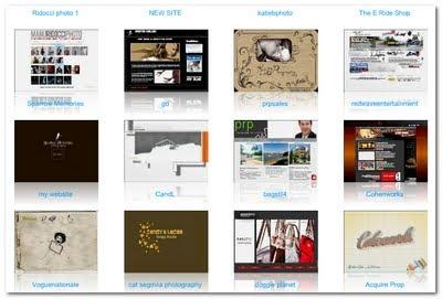Crear gratis una web profesional