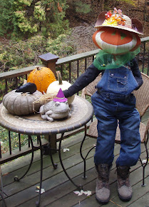 Mouse Scarecrow...