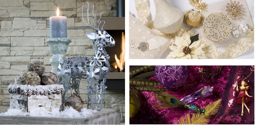 Interieur huis inspirerende beurs kersttrends 2009 2010 for Interieur beurs