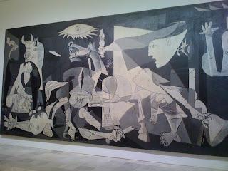 Picassso's Guernica
