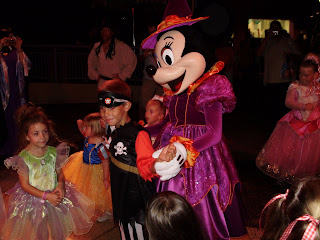 Mickey's Not so Scary Halloween party Magic Kingdom Disney World