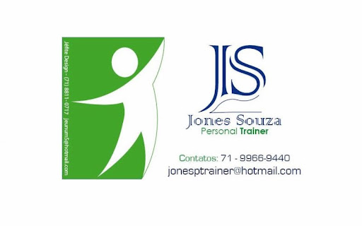 JONES SOUZA - PERSONAL TRAINER / SALVADOR - BA