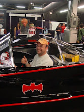 CROOKS IN THE BATMOBILE