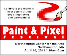 The Paint &amp; Pixel Convention