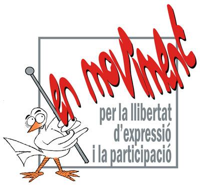 EN MOVIMENT per la llibertat d'expressió i la participació