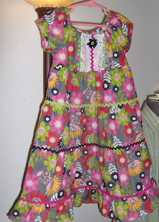 Annika's spring wardrobe