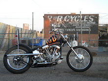 Love Cycles 1950 panhead