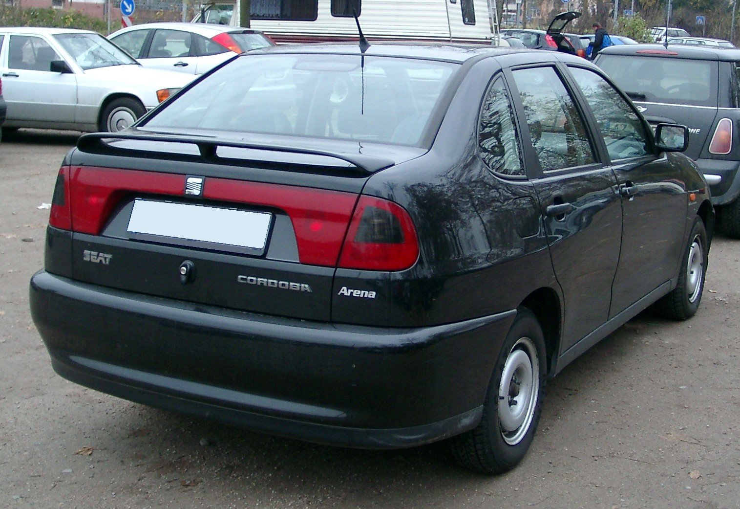 Cars Sport Seat Cordoba