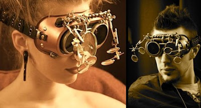 Somethin Odd: 12 Awesome and Beautiful Steampunk Gadgets Designs